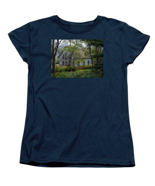 Artist Hideout Women's T-Shirt (Standard Cut) by Glenn Gordon