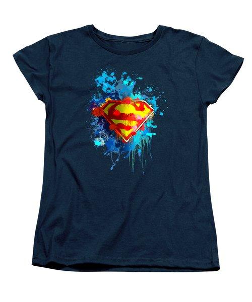 Smallville Women's T-Shirt (Standard Cut) by Anthony Mwangi