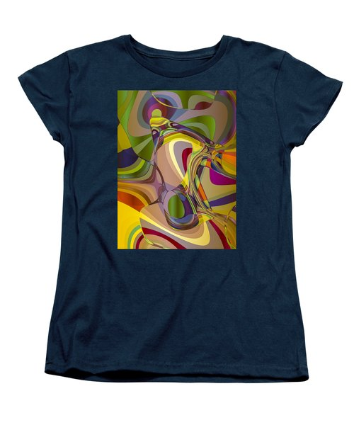 Don Quixote Women's T-Shirt (Standard Cut) by Moustafa Al Hatter