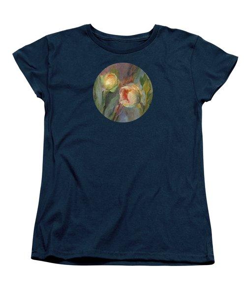 Evening Bloom Women's T-Shirt (Standard Cut)