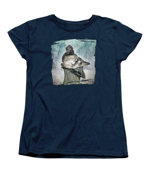 Maragold Women's T-Shirt (Standard Cut) by Shari Nees