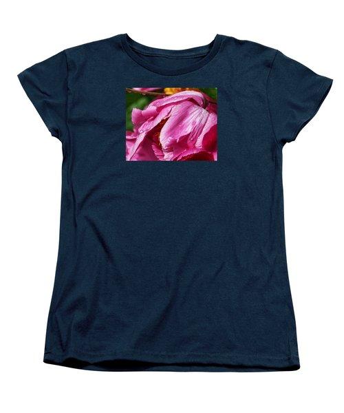Pink Delight Women's T-Shirt (Standard Cut) by Bill Kesler