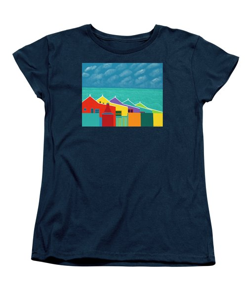 Aruba Fantasy  Women's T-Shirt (Standard Fit)