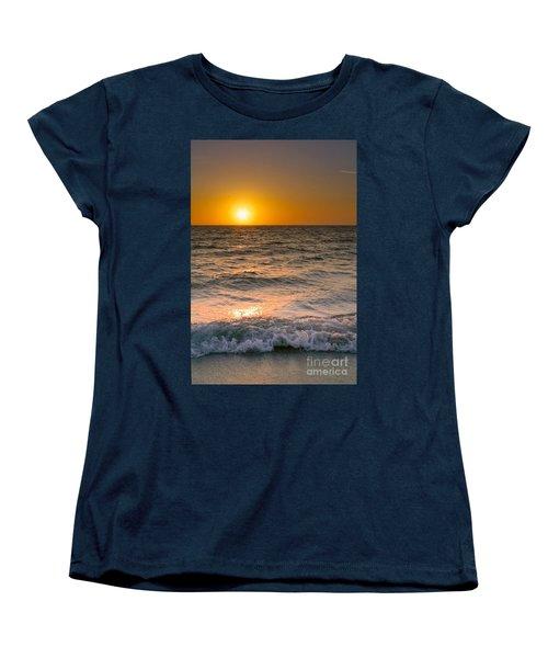 At Days End Women's T-Shirt (Standard Cut) by Kym Clarke