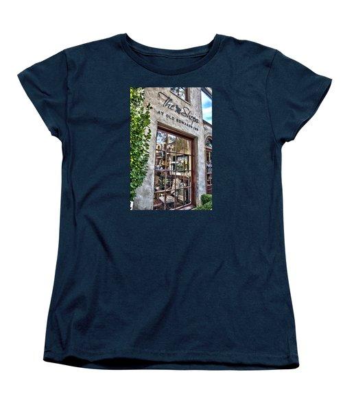 at Old Edwards Inn Women's T-Shirt (Standard Cut) by Allen Carroll