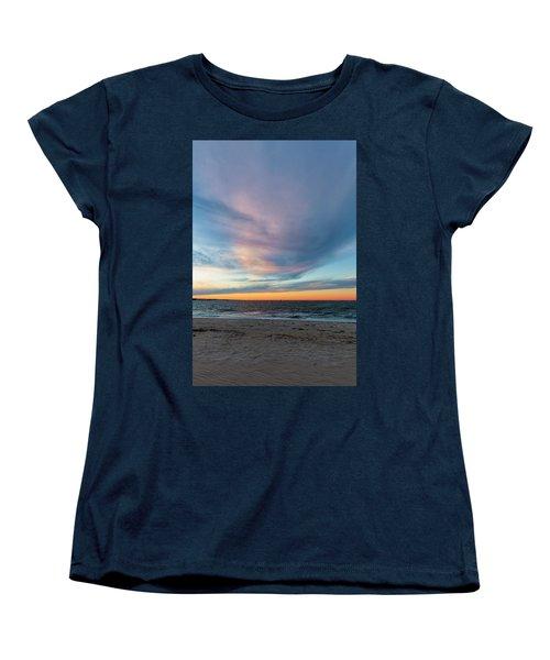 At Twilight Women's T-Shirt (Standard Cut) by David Cote