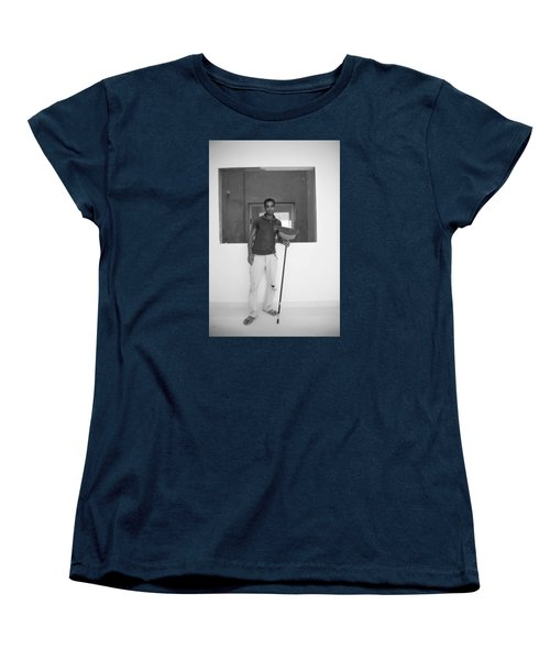 At Your Command Women's T-Shirt (Standard Cut) by Jez C Self