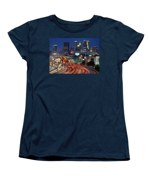 Atlanta Heavy Traffic Women's T-Shirt (Standard Cut)