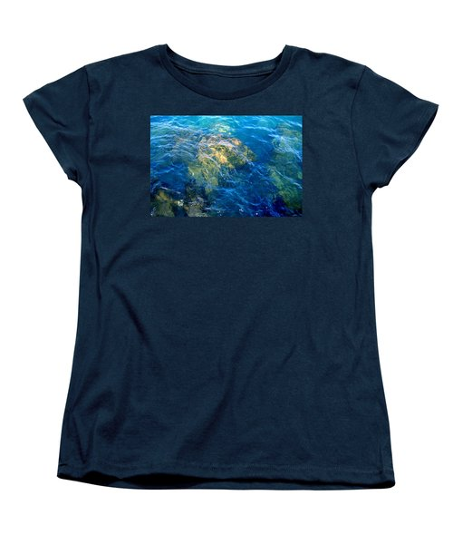 Atlantis Women's T-Shirt (Standard Cut) by Jamie Lynn