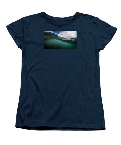 Women's T-Shirt (Standard Cut) featuring the photograph Atmospheric Pressure by Sean Foster