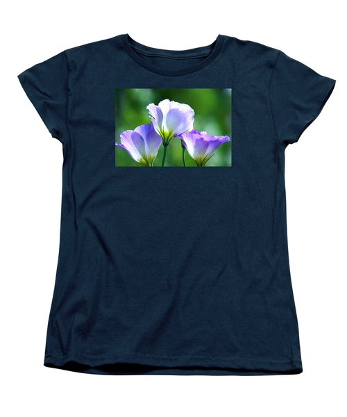 Women's T-Shirt (Standard Cut) featuring the photograph August Echoes by Byron Varvarigos