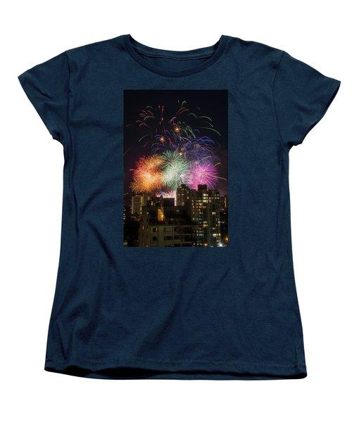 Australia 2 Women's T-Shirt (Standard Cut) by Ross G Strachan