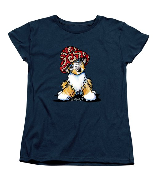 Australian Shepherd Women's T-Shirt (Standard Cut)