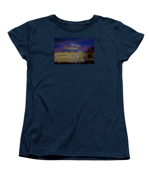 Autumn Abstract  Women's T-Shirt (Standard Cut) by Leif Sohlman