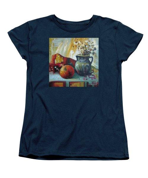 Autumn Story Women's T-Shirt (Standard Cut)