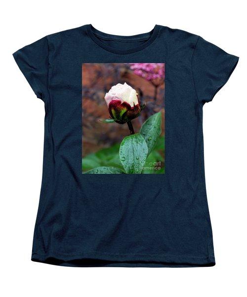 Awakening Women's T-Shirt (Standard Cut) by Gillian Singleton