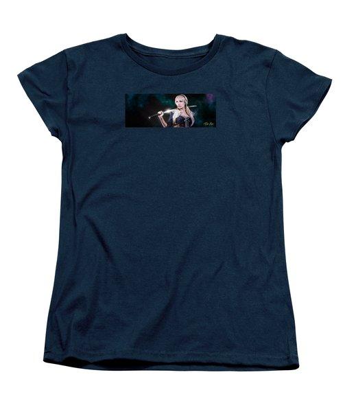 Baby Doll Women's T-Shirt (Standard Cut)