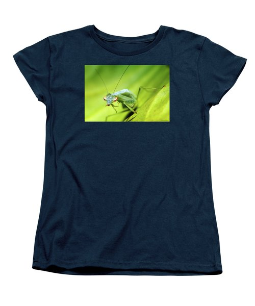 Baby Praymantes 6677 Women's T-Shirt (Standard Cut) by Kevin Chippindall