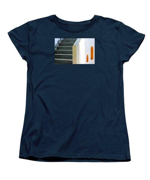 Back To Heaven Women's T-Shirt (Standard Cut) by Prakash Ghai