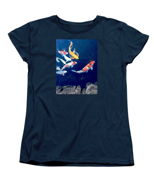 Back To School Women's T-Shirt (Standard Cut) by Russell Keating