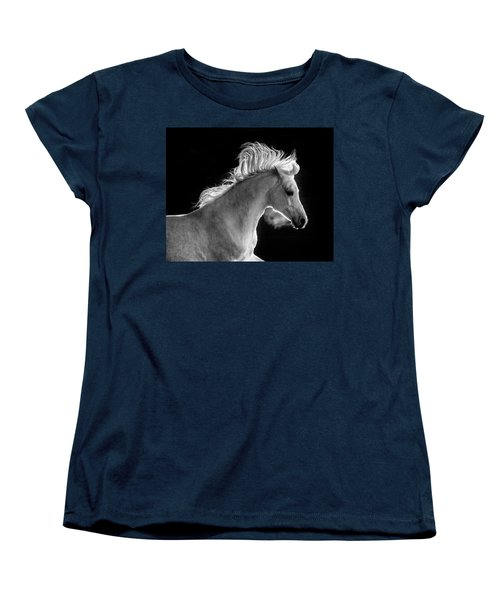 Backlit Arabian Women's T-Shirt (Standard Cut) by Wes and Dotty Weber