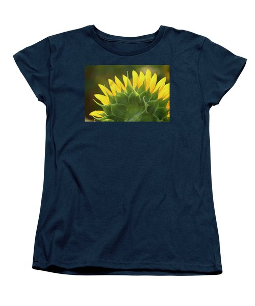 Backlit Beauty Women's T-Shirt (Standard Cut) by Phyllis Peterson