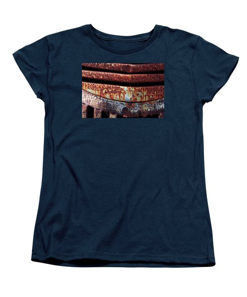 Women's T-Shirt (Standard Cut) featuring the photograph Bad Teeth by Christopher McKenzie