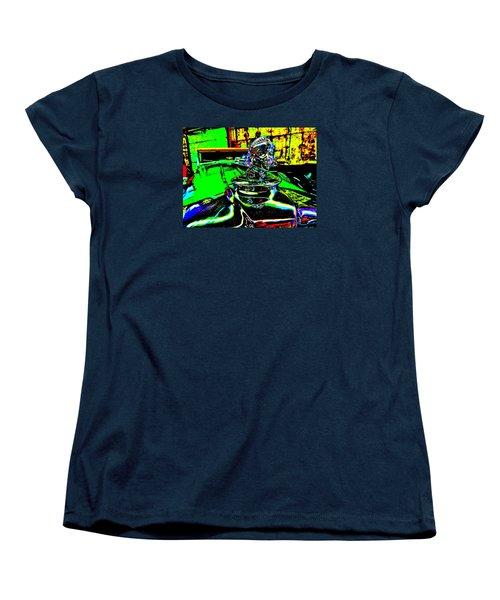 Bahre Car Show II 25 Women's T-Shirt (Standard Cut) by George Ramos