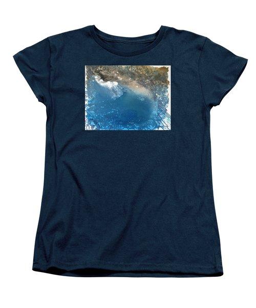 Bajamar Women's T-Shirt (Standard Cut) by Antonio Romero