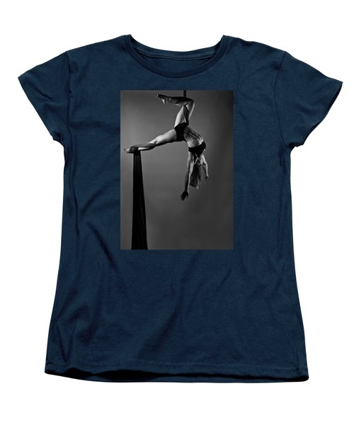 Balance Of Power 2012 Series Hooked Women's T-Shirt (Standard Cut)