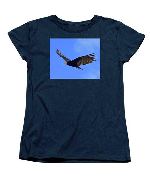Bald Is Beautiful Women's T-Shirt (Standard Cut) by Tony Beck