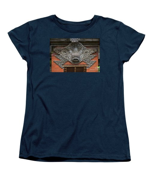 Bali_d5 Women's T-Shirt (Standard Cut) by Craig Lovell