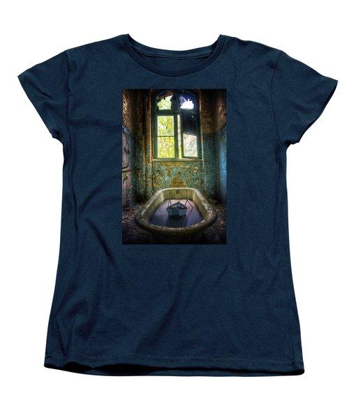 Bath Toy Women's T-Shirt (Standard Cut) by Nathan Wright