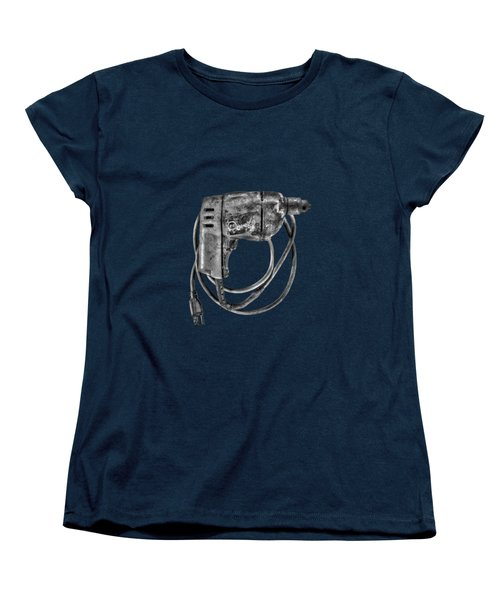 Bd Drill Motor Bw Women's T-Shirt (Standard Fit)