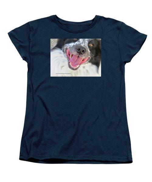 Be My Valentine Women's T-Shirt (Standard Cut) by Aaron Martens