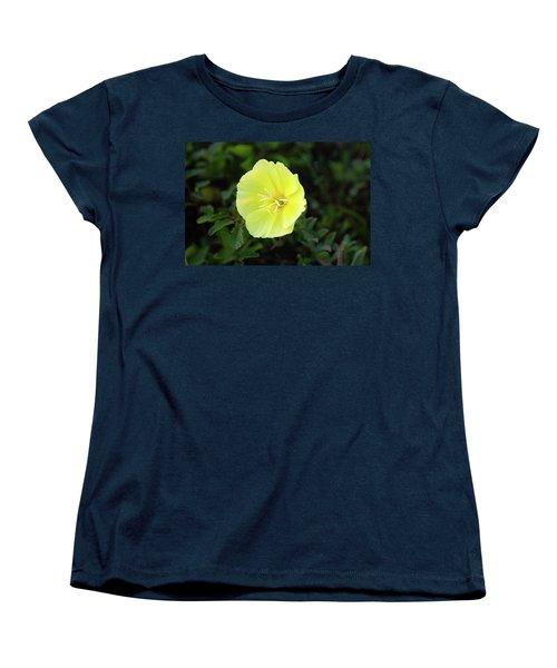 Beach Flower Women's T-Shirt (Standard Cut)