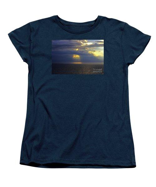 Beam Me Up Women's T-Shirt (Standard Cut) by Patti Whitten
