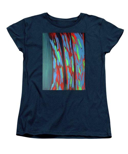 Beauties  Women's T-Shirt (Standard Cut) by Karen Nicholson