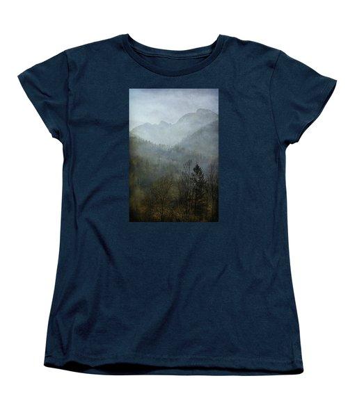 Beautiful Mist Women's T-Shirt (Standard Fit)