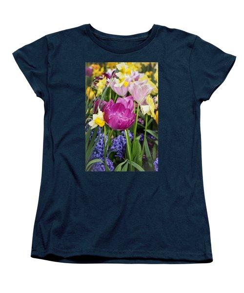 Beautiful Time Of Year Women's T-Shirt (Standard Cut) by Mike Martin