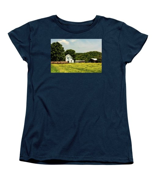 Beautiful West Virginia Women's T-Shirt (Standard Cut) by L O C