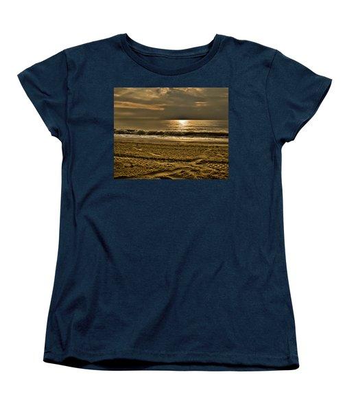 Beauty Of A Day Women's T-Shirt (Standard Cut) by Trish Tritz