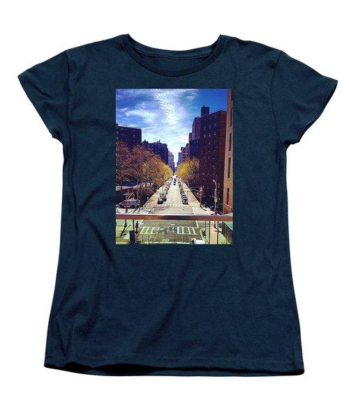Highline Park Women's T-Shirt (Standard Cut) by Mckenzie Weldon