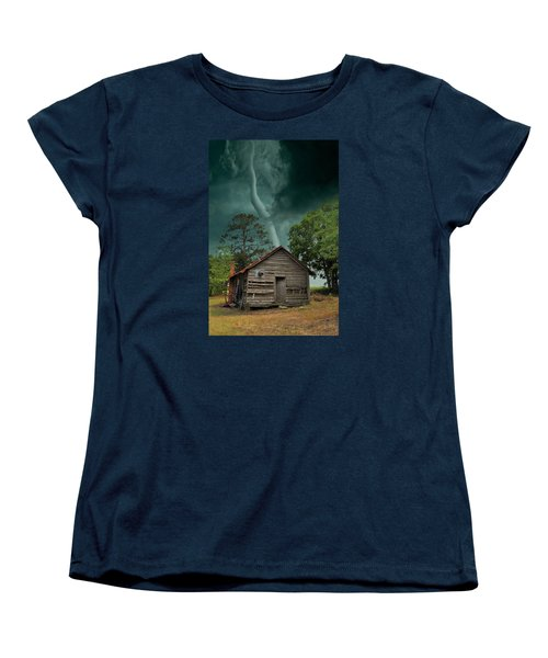 Been There Before Women's T-Shirt (Standard Cut) by Jan Amiss Photography