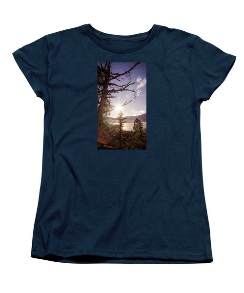 Before Sunset Women's T-Shirt (Standard Cut) by Michele Cornelius