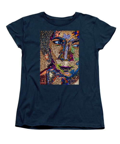 Bell Hooks Unscripted Women's T-Shirt (Standard Cut)