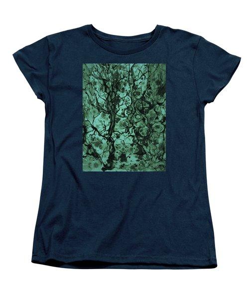 Beneath The Surface Women's T-Shirt (Standard Cut) by David Gordon