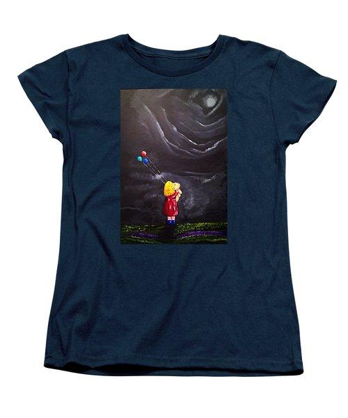 Best Friends Women's T-Shirt (Standard Cut) by Scott Wilmot