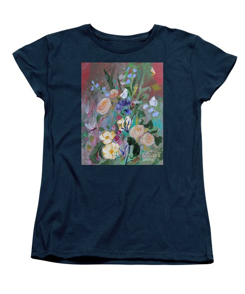 Betrothed Women's T-Shirt (Standard Cut) by Robin Maria Pedrero