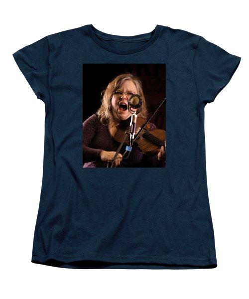 Women's T-Shirt (Standard Cut) featuring the photograph Betse Ellis by Jim Mathis